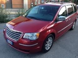 CHRYSLER Grand Voyager 2.8 crd LIMITED+AUTOMATICO+NAVI+PELLE+RETROCAMERA