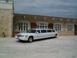 LINCOLN Town Car limusine