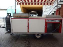 AC Ace carrello fast food frittelle coca cola