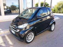 SMART ForTwo Smart ForTwo 800 33 kW coupé passion cdi