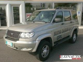 Uaz hunter dakar 2.7 gpl limited 4x4 autocarro