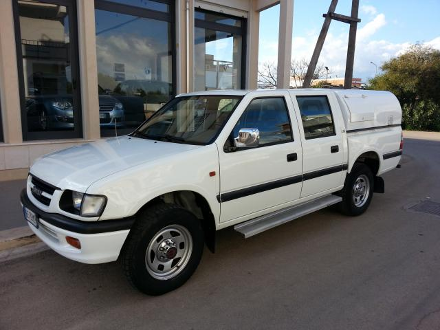 Isuzu pick up isuzu pick up pick-up 3.1 td 4p. crew cab
