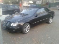 MERCEDES-BENZ CLK 280 cat Cabrio Avantgarde