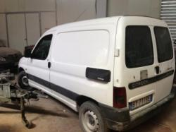 CITROEN Berlingo 1.9 D cat 3p. 600 Entreprise Liv.B