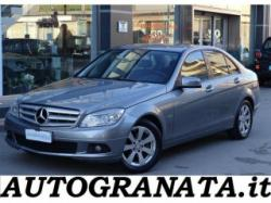 MERCEDES-BENZ C 200 CDI EXECUTIVE BLUE EFFICIENCY AUTOMATICA DPF EURO5