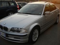 BMW 320 i cat 4 porte Eletta  GPL