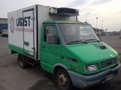 IVECO Daily 35.8 2.5 Diesel PC Cabinato Basic