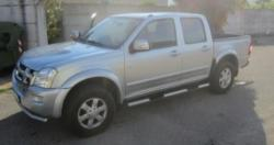 ISUZU D-Max 3.0 TD cat Crew Cab 4WD Pick-up LS Aut.