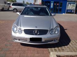 MERCEDES-BENZ CLK 500 cat Avantgarde