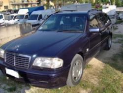 MERCEDES-BENZ C 250 turbodiesel cat SW Sport