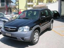 MAZDA Tribute 2.0i 16V cat