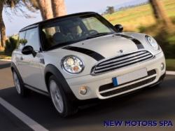 MINI Cooper 1.6 16V Cooper D Pepper