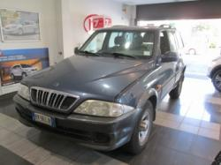 SSANGYONG Musso MJ 661 2.3 turbodiesel L