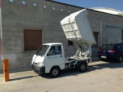 PIAGGIO Porter Pianale Cabinato Electric-Power Standard (1,8t)