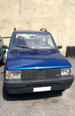 FIAT Panda 4x4 Country Club