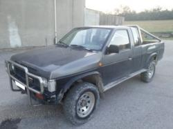 NISSAN King Cab 2.5 D 4WD