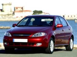 CHEVROLET Lacetti 1.4 16V 5 porte SE Dual Power GPL