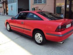 OPEL Calibra 2.0i cat