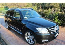 MERCEDES-BENZ GLK 220 Cdi DPF 7G TRONIC BLUEFFICIENCY SPORT