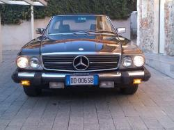 MERCEDES-BENZ SL 380 sl380