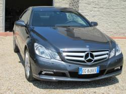 MERCEDES-BENZ E 350 CDI DPF Coupe BlueEFFICIENCY 7G-TRONIC Avantgarde