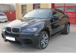 BMW X6 M Soft Close TV Navi