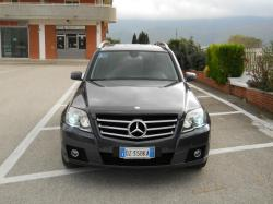 MERCEDES-BENZ GLK 320 CDI 4Matic BlueEFFICIENCY Sport