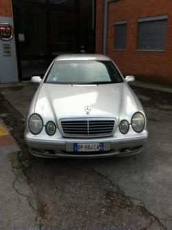 MERCEDES-BENZ CLK 200 Kompressor cat Avantgarde Evo