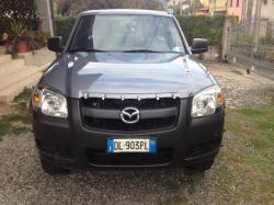 MAZDA BT-50 2.5 TD cat 4x4 Single Cab Hot Pick-up