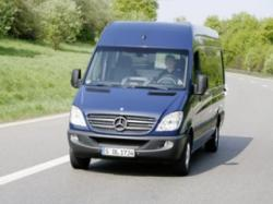 MERCEDES-BENZ Sprinter F37/35 316 NGT TN Furgone