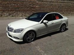 MERCEDES-BENZ C 350 4M. BlueEFFICIENCY