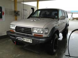 TOYOTA HDJ 80 24v Land Cruiser