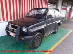 DAIHATSU Feroza 1.6i cat Resin-top SX gpl gancio traino