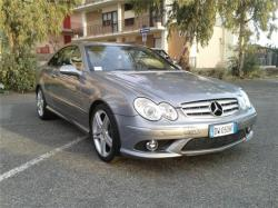MERCEDES-BENZ CLK 200 Kompr. cat Grand Edition