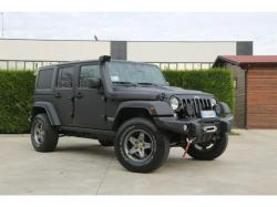 JEEP Wrangler Unlimited 3.8 Rubicon SUPERCHARGED