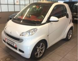 SMART ForTwo 1000 62 kW coup� pulse