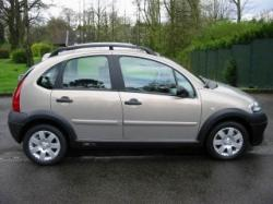 CITROEN C3 1.4 HDi XTR City Suv