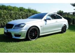 MERCEDES-BENZ C 63 AMG AMG PERFORMANCE PACKAGE
