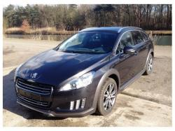 PEUGEOT 508 2.0 HDi RXH Limited Edition