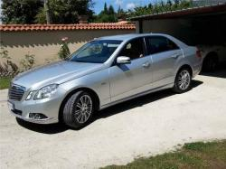 MERCEDES-BENZ E 220 E 220 BlueEFFICIENCY Elegance