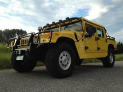 HUMMER H1 Open Top 4wd