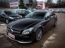 MERCEDES-BENZ CLS 350 BlueTEC 4MATIC
