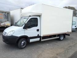 IVECO Daily  DAILY 35C15 FURGONE IN PLAYWOOD