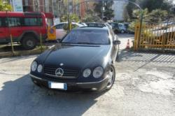 MERCEDES-BENZ CL 600 biturbo cat - AMG