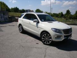 MERCEDES-BENZ ML 250 BlueTEC Sport