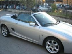MG TF MG TF 115   1.6 cabrio-coupe