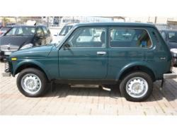 LADA Niva 1.7 cat MPi Dual fuel GPL
