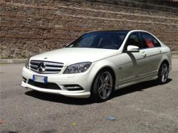 MERCEDES-BENZ C 350  C 350 4M. BlueEFAvantgarde