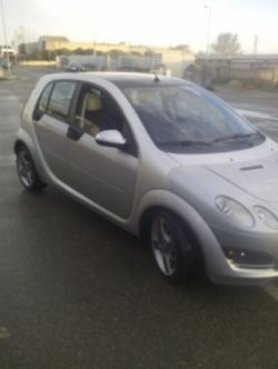 SMART ForFour 1.5 cdi 70 kW pulse softouch