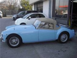 MG MGA 1600 SPIDER